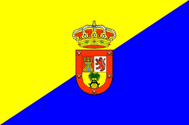 Gran Canaria flagga
