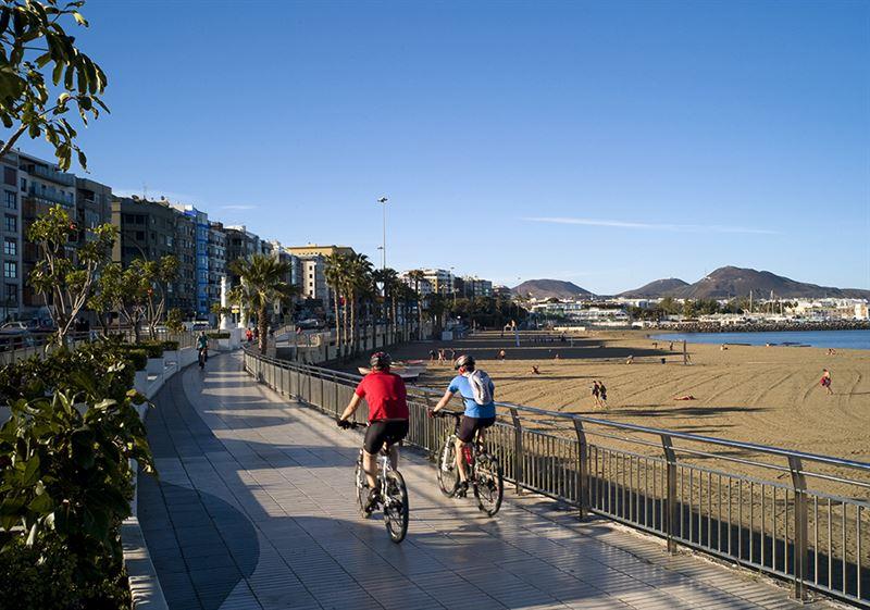 Las Palmas Playa de las Alcaravaneras