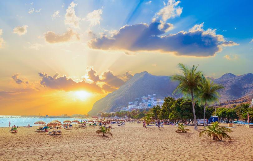 Gran Canaria ökar
